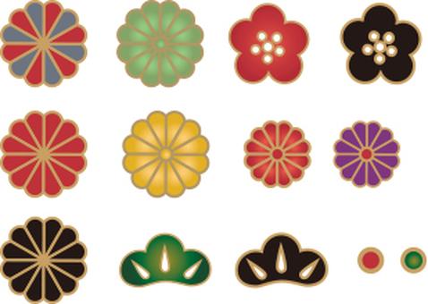 Japanese HUKKEN Flower