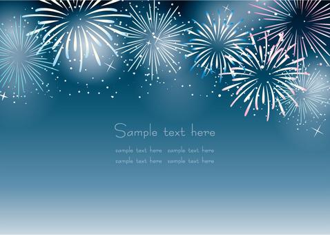 Fireworks frame 12