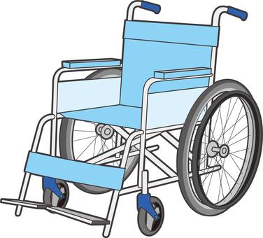 Wheelchair light color