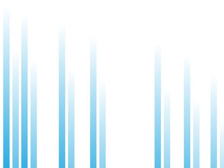 Vertical line (blue)