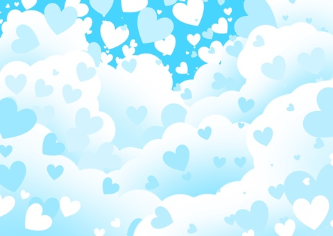 The cloud of love