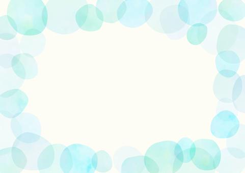 Polka dot frame 4