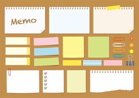 Notes · Tag set