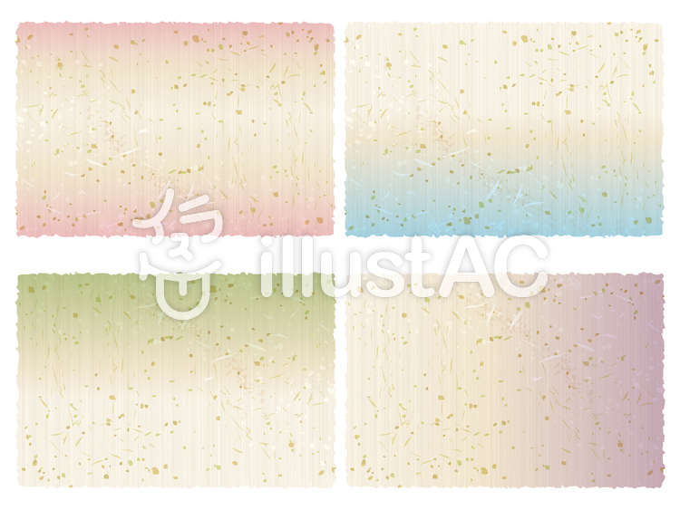 和紙背景テクスチャ和風和柄壁紙葉書比率イラスト No 1227256無料