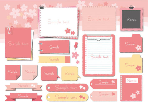 Cherry frame set