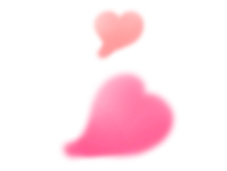 Lovely Heart (Pink)