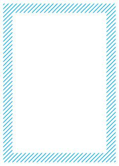 단순 프레임 ☆ 사선 국경 ☆ 벽지