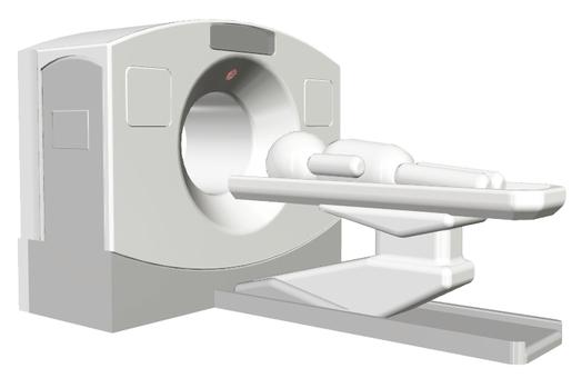 PET-CT 検査中
