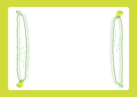 黃瓜黃瓜架2