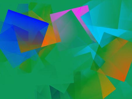 Natural color color healing background design