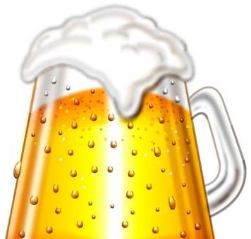 Beer toast K