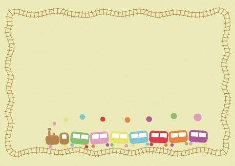 Frame train