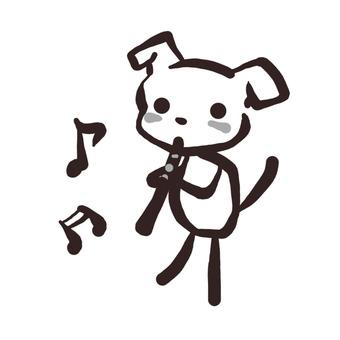 Music · Flute