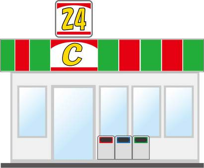 Convenience store - 6