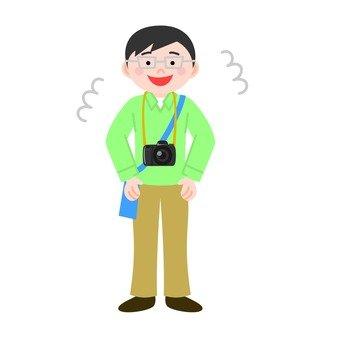 Male · Camera 2