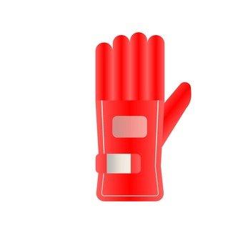 Red glove (1)
