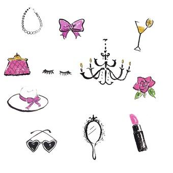 Fashion accessory set