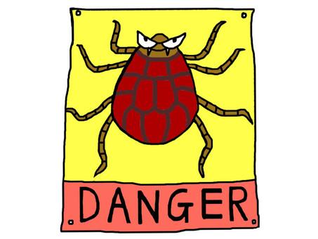 Tick danger