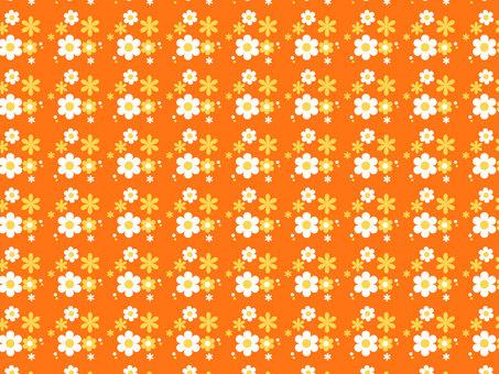 Showa Retro: Floral Pattern Pattern 2