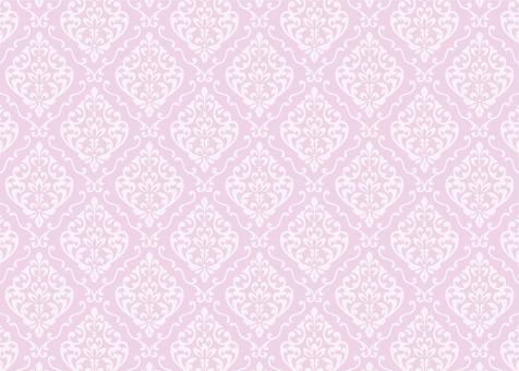 Pattern 112 damask pattern (3)