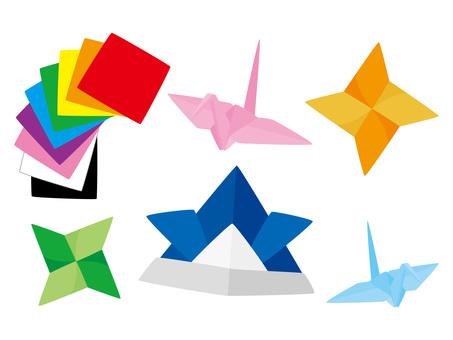 Origami / type g / uta