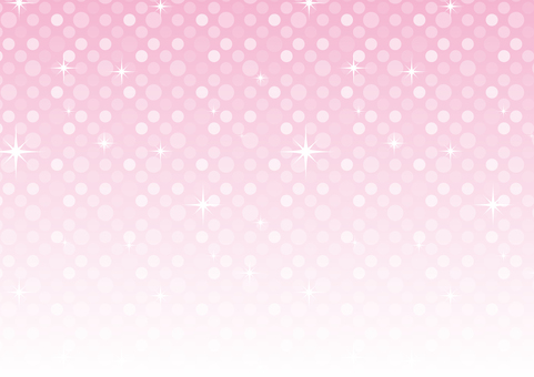 Gradient dots background glitter