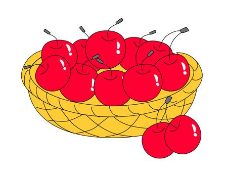 Cherry-delicious fruit