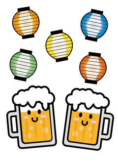 Food 06_21 (beer / lantern)