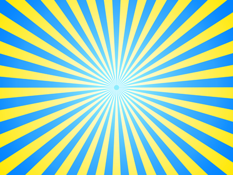 Yellow and blue radiation