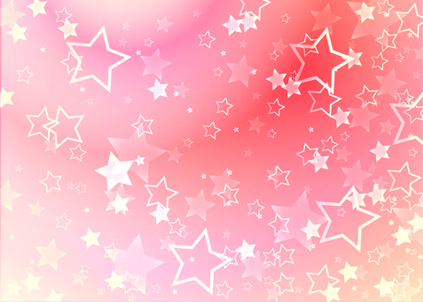 Background - Star - Red 01