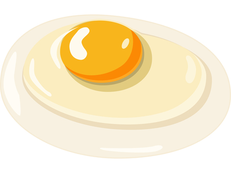 Food - raw eggs