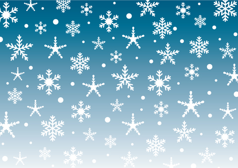Snow crystal 2 background