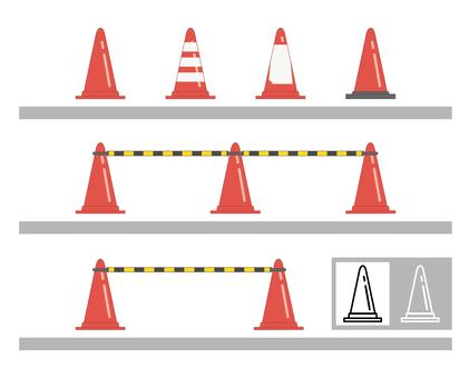 Color cone summary