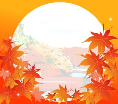 Autumn leaves, maple, autumn, scenery, Japan, tourism