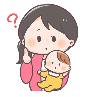 Mother and baby ③