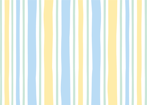 Striped vertical blue & yellow