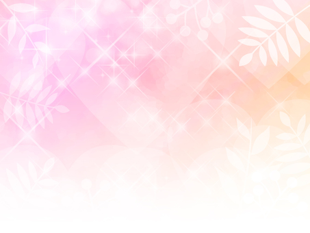 Background of pink light and sparkle