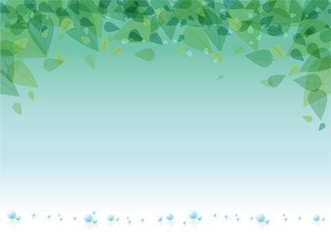 Happy and waterdrop background