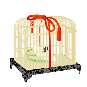 Bug cage _ antique (reform) separately