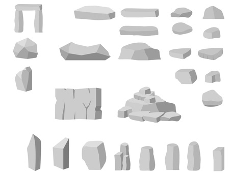 Stone material set 2