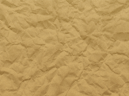 Texture of wrinkled paper