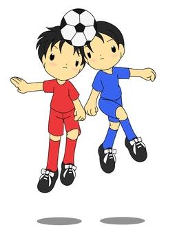 Football boys · Air fight
