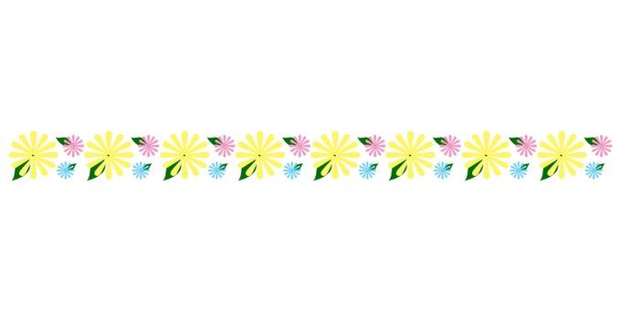 Line (flower pattern)