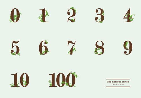 Numeral design 02