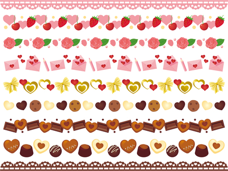 Valentine's line