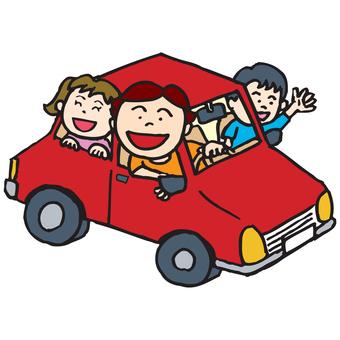 06 - Drive by car