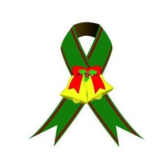 Xmas - Ribbon for wrapping 02