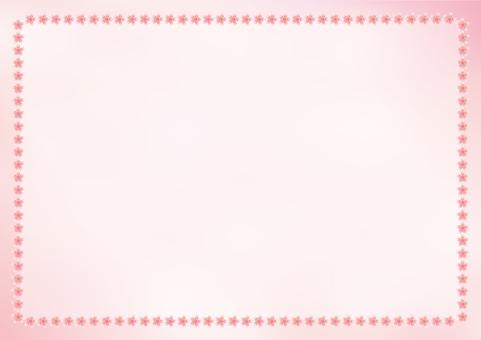 벚꽃 & 프레임 1