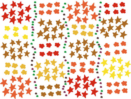 Star & Flower 3