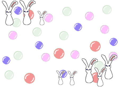 Rabbit frame 5